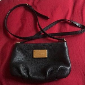Marc Jacobs leather Percy crossbody